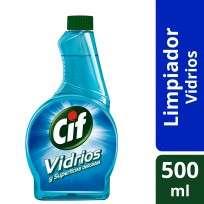 CIF VIDRIO MULT X500 REPUESTO