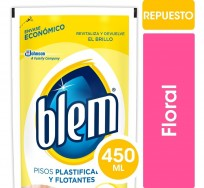 BLEM PISOS PLASTIFICADOS DP X450 FLORAL