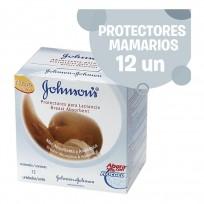 JOHNSON PROTECTORES MAMARIOS X12