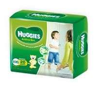 HUGGIES ACT.SEC VERDE X17 XXG