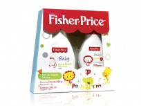 FISHER PRICE SET COLONIA +FECULA