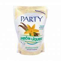 PARTY JABON LÍQUIDO DP X240 VAINILLA