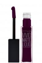 MAYBELLINE BRILLO Color Sensational Vivid Matte Plum