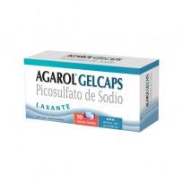 AGAROL 5 MG GELCAPS X 10
