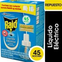 RAID 45 NOCHES REPUESTO LIQUIDO