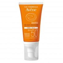 Avene Solar Crema 50+ Muy Alta Proteccion X 50ml
