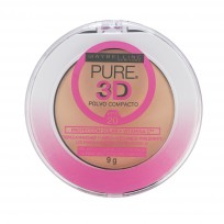 MAYBELLINE PURE POLVO3D CL.DOR