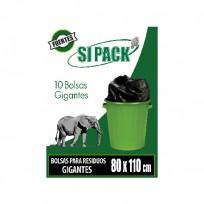 SIPACK BOLSA residuos 80X110 CONSORCIO