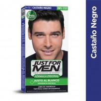 JUST FOR MEN LOCION CAST.NEGRO