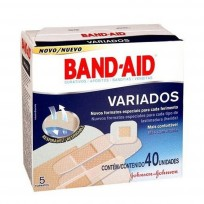 BAND-AID X40 VARIADOS