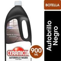 CERAMICOL BRILLO X900 NEGRO