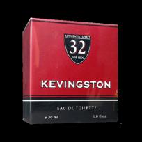 KEVINGSTON EDT X30 ROJO