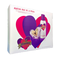 AGATHA LOVE FOREVER X50 SET