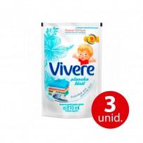 VIVERE X810 PLANCHA FACIL COMBO X3 U