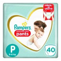 PAMPERS PANTS PREMIUM X40 P
