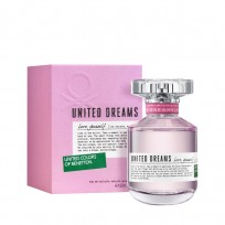 BENETTON LOVE YOURSELF EDT X80