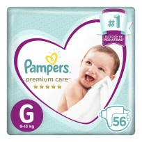 PAMPERS PREMCARE X56 G