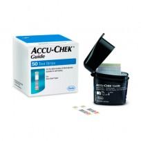 ACCU-CHEK GUIDE TIRAS REACTIVAS X50