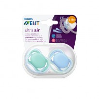 AVENT CHUPETE 6+ X2 ULTRA AIR NENE