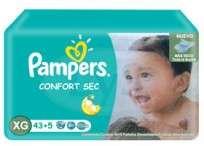PAMPERS CONFORT SEC X48 XG