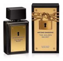 ANTONIO BANDERAS THE GOLDEN SECRET FOR MEN EDT X50