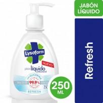 LYSOFORM JABON LIQUIDO X250 REFRESH