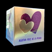 AGATHA LOVE GLAM LOVE X50