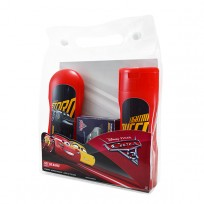 DISNEY CARS BOLSA SET DE BAÑO