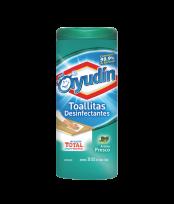 AYUDIN TOALLITAS X35 FRESCO TARRO