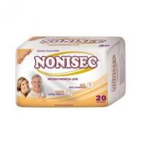 NONISEC APOSITO X20 INCONTINENCIA LEVE