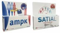 Ampk 30 Comp + Satial 60 Comp. Combo Adelgazante