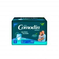 COMODIN ROPA INTERIOR UNISEX X8 G