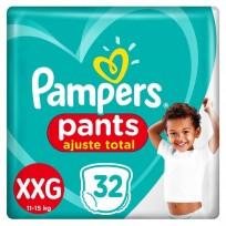 PAMPERS PANTS X32 XXG