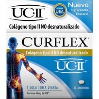 CURFLEX COLAGENO NO DESNATURALIZADO ARTROSIS X30