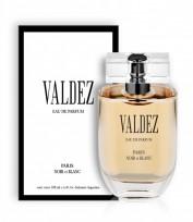 VALDEZ PARIS NOIR ET BLANC EDP X100