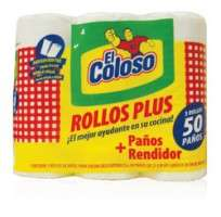 EL COLOSO ROLLO X3 PLUS