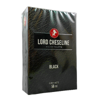 LORD CHESELINE EDT X50 BLACK