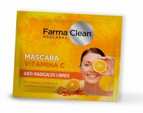 FARMA CLEAN MASCARA VITAMINA C X2