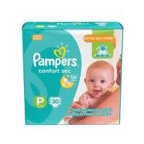 PAMPERS CONFORT SEC X30 P