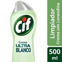 CIF X750 CREMOSO ULTRA BLANCO