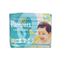 PAMPERS CONFORT SEC X 36 XXG
