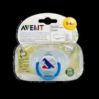 AVENT CHUP.SILIC.DECOR.0A6 BPA