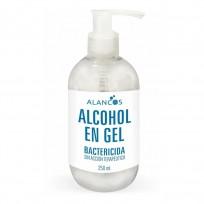 ALANCOS ALCOHOL GEL X250
