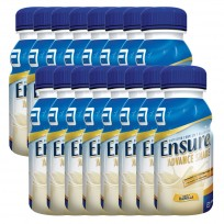 ENSURE ADVANCE SHAKE 16 unidades X237ml sabor a elección
