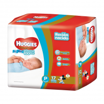 HUGGIES NAT.CARE X17 R.N.