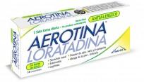 AEROTINA 10 MG X10 COMPRIMIDOS