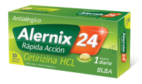 ALERNIX 24 RAPIDA ACCION CAPSULA X20