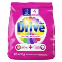 DRIVE MATIC X400 COLORES RADIANTES