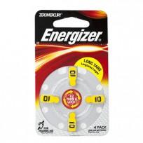 ENERGIZER AUDIFONO AZ 10 X4