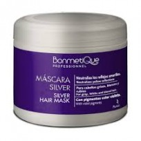 BONMETIQUE MASCARA SILVER X300
